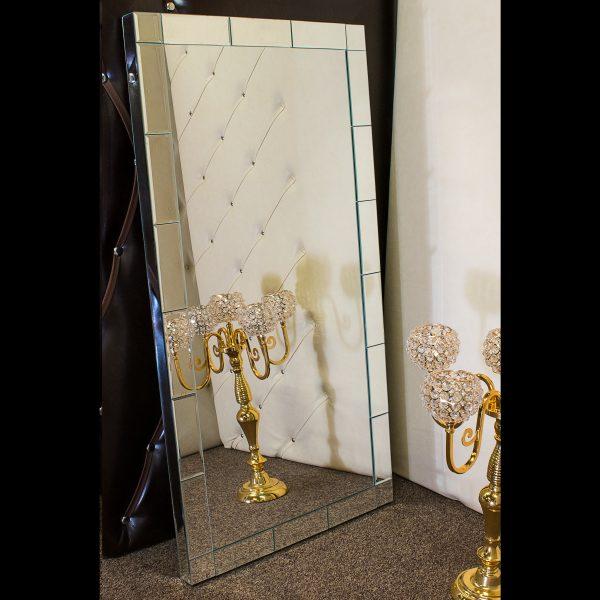 luxuri ser spiegel nr 30 60x120cm dematex. Black Bedroom Furniture Sets. Home Design Ideas